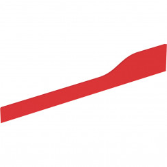 Geberit 300 Kids decorafdekking front versie links rood Rood S8VR1003200G