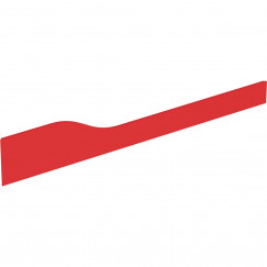 Geberit 300 Kids decorafdekking front versie rechts rood Rood S8VR1006200G