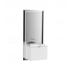 Emco Touch 600 badmeubelset schuiflade chroom/optiwhite Chroom/optiwhite 955427800