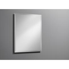 Novio Facet spiegel 57 x 40 cm. bxh facetrand 25 mm. m/bev.
