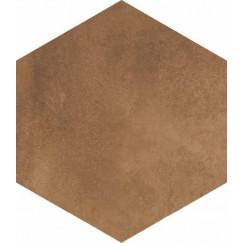 Hexagon Timeless Cotto 34,5x40