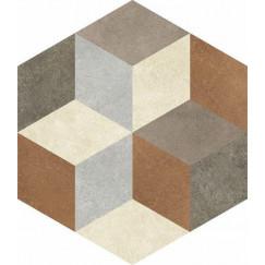 Hexagon Timeless Decor Focus 34,5x40