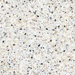Terrazzo tegels Casale Graniglia bianco 25x25