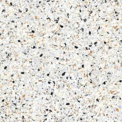 Terrazzo Casale Graniglia bianco 25x25