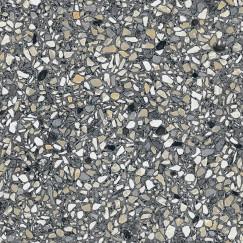Terrazzo tegels Casale Graniglia grigio 25x25
