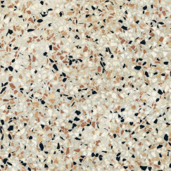Terrazzo Casale Graniglia avorio 25x25