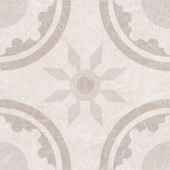 Materia Decor Rim Ivory 20x20