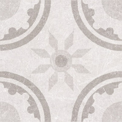 Materia Decor Rim White 20x20