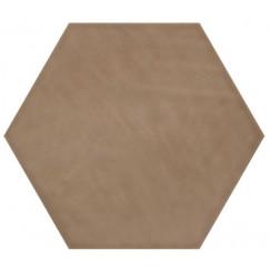 Hexagon Vodevil Moka 17,5x17,5