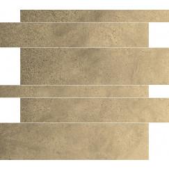 Tegelstroken Gravel Cream 5-10-15x60 cm rett