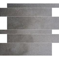 Tegelstroken Gravel Mud 5-10-15x60 cm rett