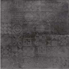 Concrete Antraciet Decor 60x60