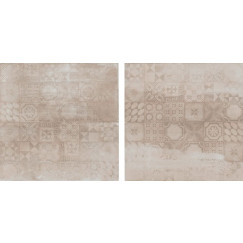 Vloertegels Concrete Beige Decor 60x60 cm