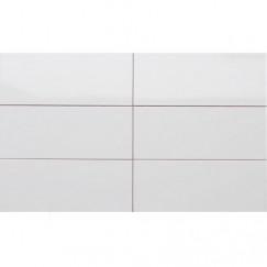 Wandtegels wit glans 20x50