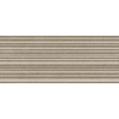 Metropoli Brown decor Slot 20x50