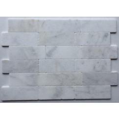 Wit Marmer 7,5x20x1