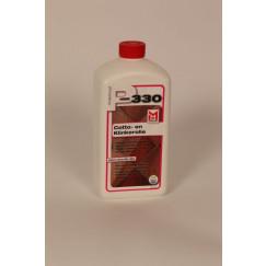 Moller onderh. schoonmaakmiddelen x 1ltr. p330 klinkerolie mol
