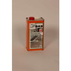 Moller bescherm schoonmaakmiddelen x 1ltr. s243 porc.impr. mol