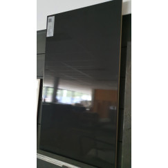 Marazzi italie glass wandtegels wdt 330x600 dt84 gls negro mrz